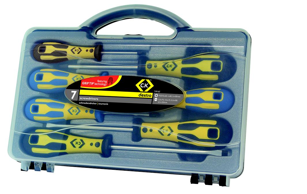 Screwdrivers sets