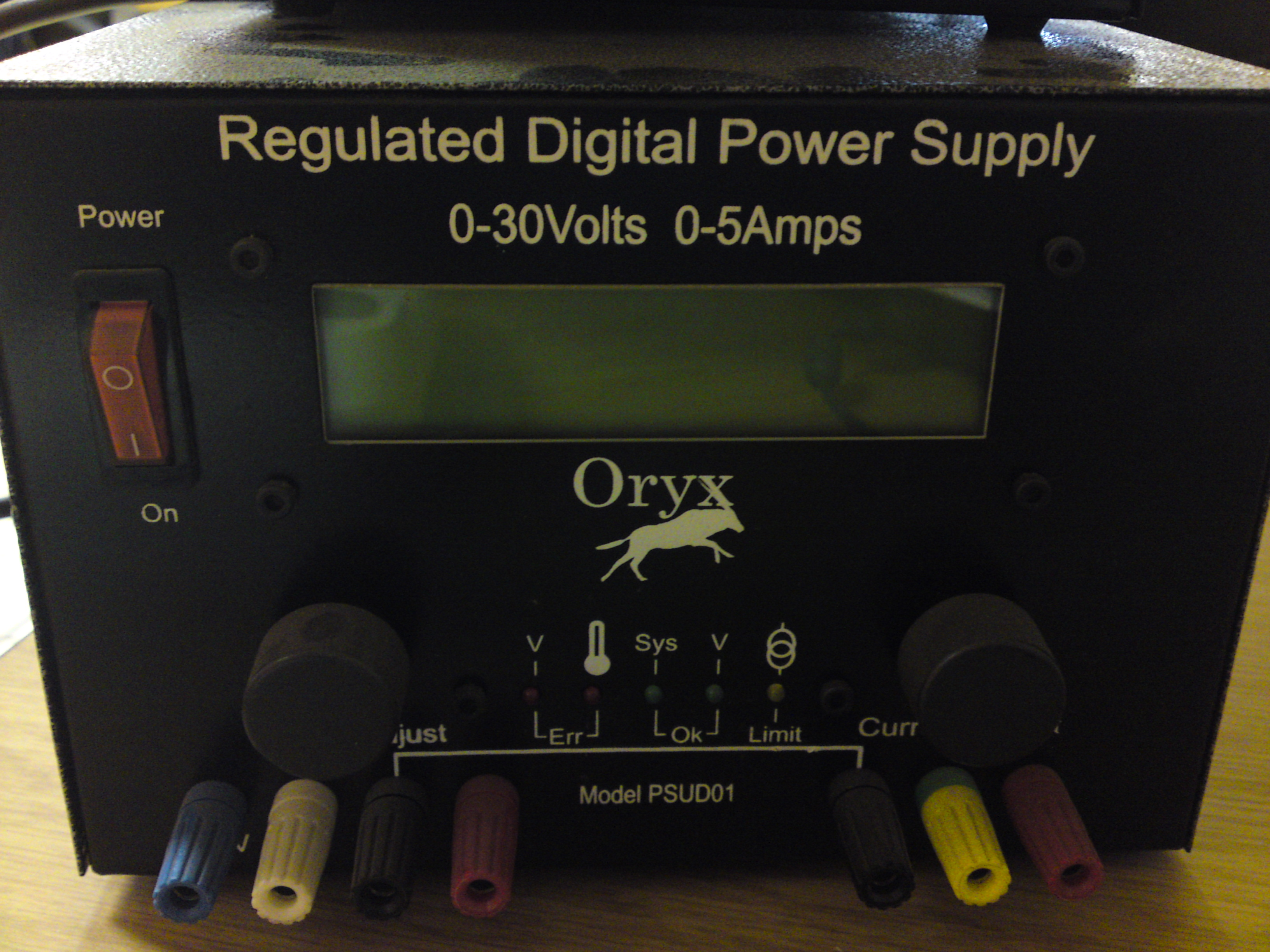 Oryx Power Supplies