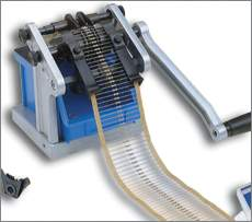 Cut & Bend Machine