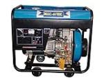 Christensen MACAFRIC 5KW ELECTRIC START DIESEL GENERATOR
