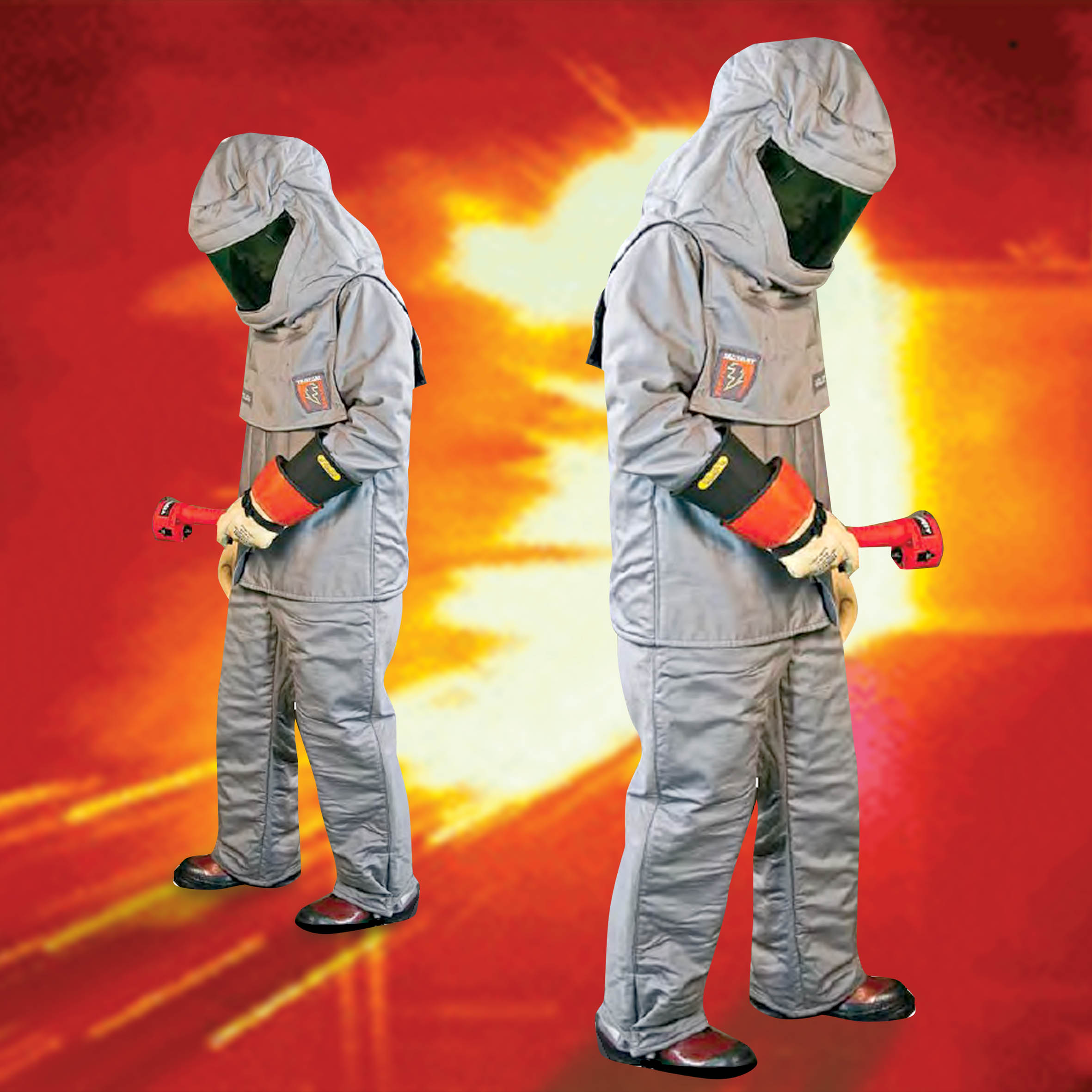 Christensen Arc Flash Suits