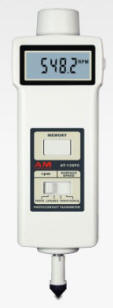 SAFTEC Low Range Digital Laser / Contact Tachometer
