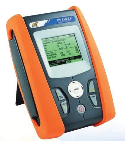 Christensen Multifunction PV tester
