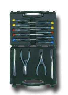C.K. SensoPlus 14 Pcs Hand Tool Kit in Service Case