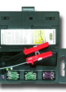 C.K. Riveting Pliers Kit