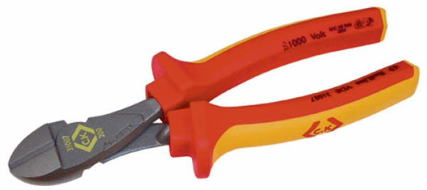 C.K. VDE Heavy Duty Side Cutters