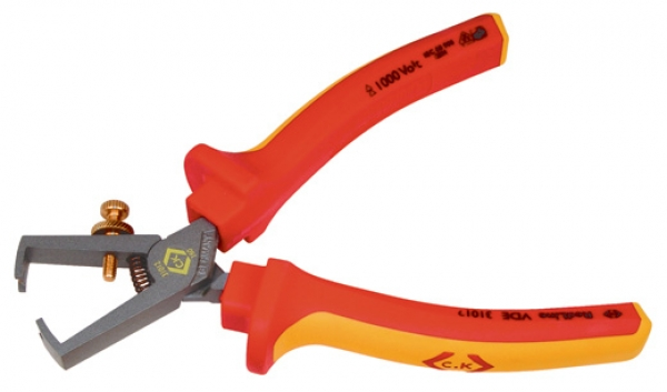 C.K. VDE Wire stripper