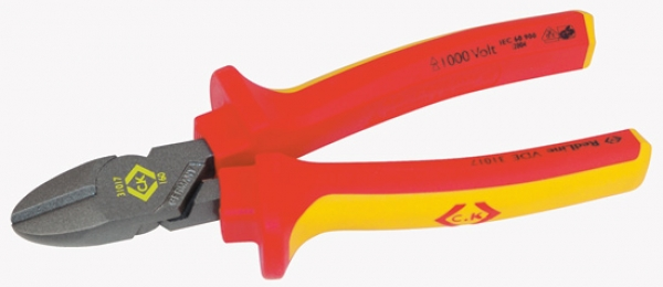 C.K. VDE Side Cutters