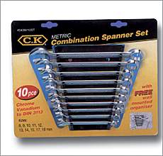 Ceka Set of combination spanners