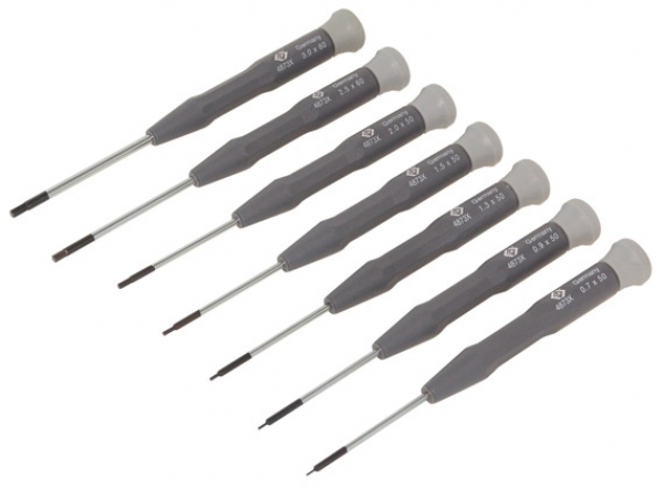 C.K. Screwdriver Set - 7 Piece Hexagon