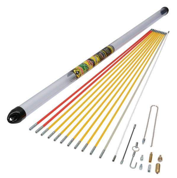 CK MightyRod PRO Cable Rod Super Set 12m