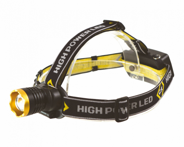 CK LED Rechargeable Head Torch 200 Lumens