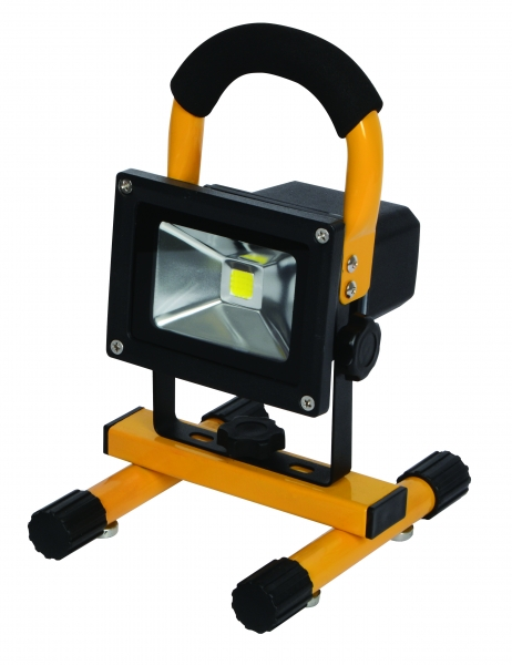 CK 10W Rechargeable LED Flood Light 600 Lumens