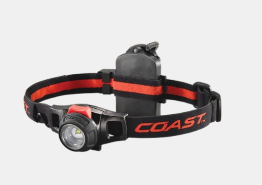 Coast PURE BEAM FOCUSING HEADLAMP
