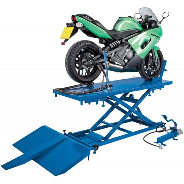 Christensen 680KG PNEUMATIC/HYDRAULIC MOTORCYCLE/ATV  LIFT