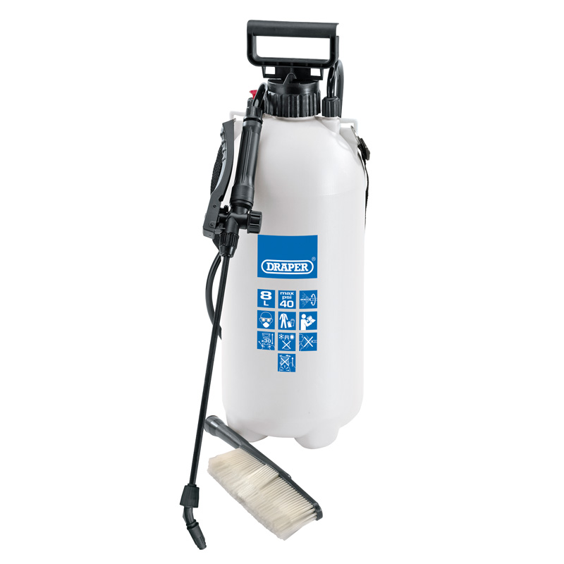 Draper Vehicle Pressure Sprayer (10L)
