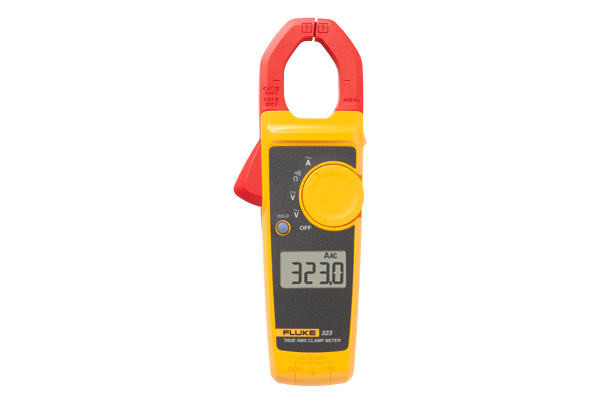 FLUKE True RMS Clamp Meter