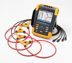 Fluke 437 Series II 400Hz Power Quality and Energy