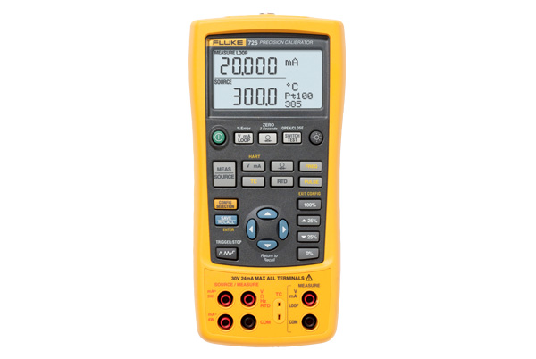 FLUKE Precision Multifunction Process Calibrator