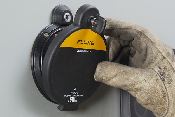 Fluke Fluke CV200 ClirVu® 50 mm (2 in) Infrared Window