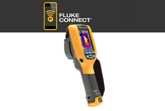 Fluke Ti105 Thermal Imager for Industrial and Comm