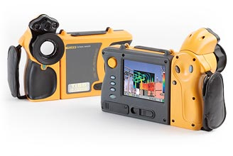 Fluke Ti50FT and Ti55FT IR FlexCam® Thermal Imager