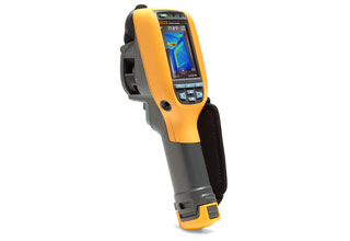 Fluke TiR110 Building Diagnostic Thermal Imager