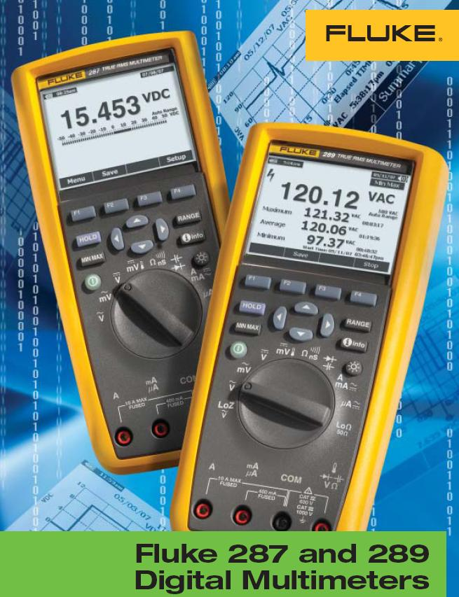FLUKE 280 Series Meters