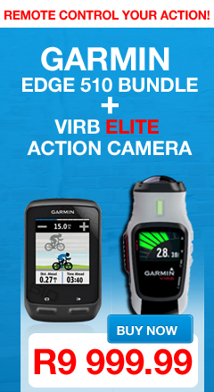 Garmin Edge 510 + VIRB CYCLE BUNDLE