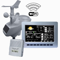 HP1000 Wireless Weather Station for Home and Offic