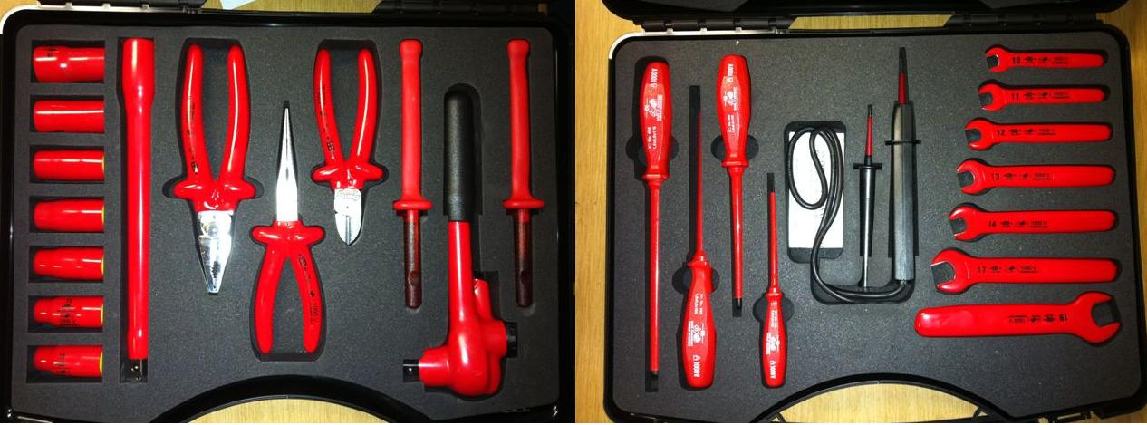 Christensen 1000V VDE TOOLKIT 26 Piece