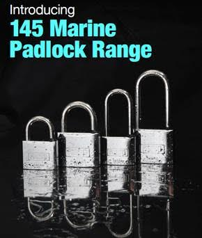 KASP The 145 Marine padlock