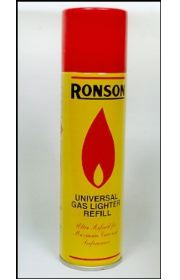 Portasol Ronson BUTANE REFILL FOR GAS IRONS
