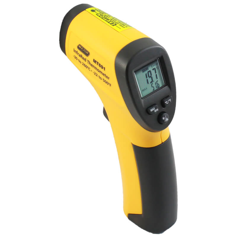 Major Tech Mini Infrared Thermometer