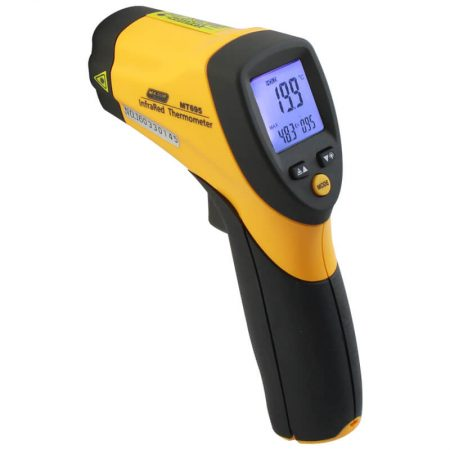 Major Tech Professional Infrared Thermometer with Dual Laser