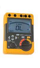 Major Tech 500/1kV/2.5kV/5kV High voltage insulation Tester