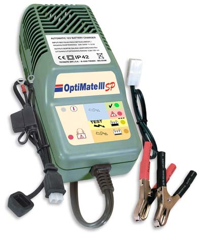 Optimate Battery charger