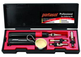 Professional Gas Soldering kit