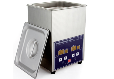 Christensen Digital Ultrasonic Cleaner with Timer & Heater 2 l