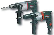 METABO 650 watt 2-speed impact drill