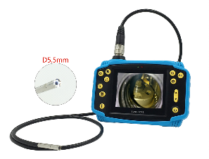 SAFTEC Portable Video Borescopes with Photo and Video Rec