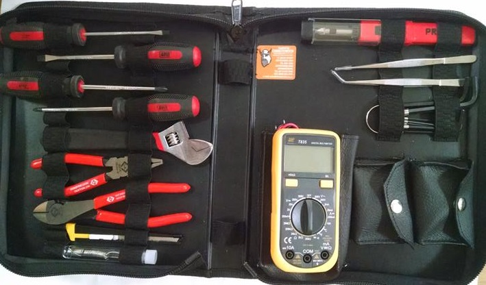 Christensen TOOLKIT ECO TECHNICIANS 15