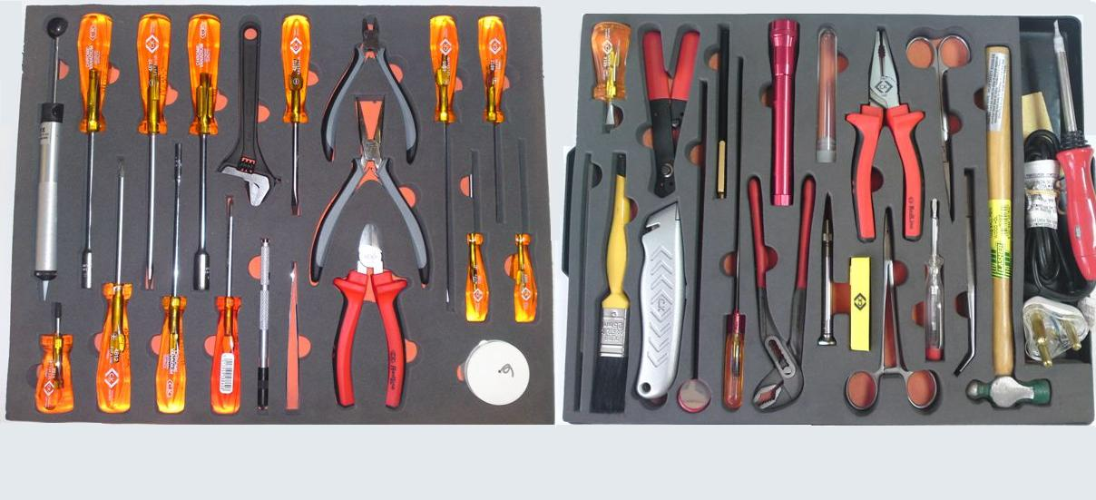 Christensen Electronic, Engineers, Technicians toolkit