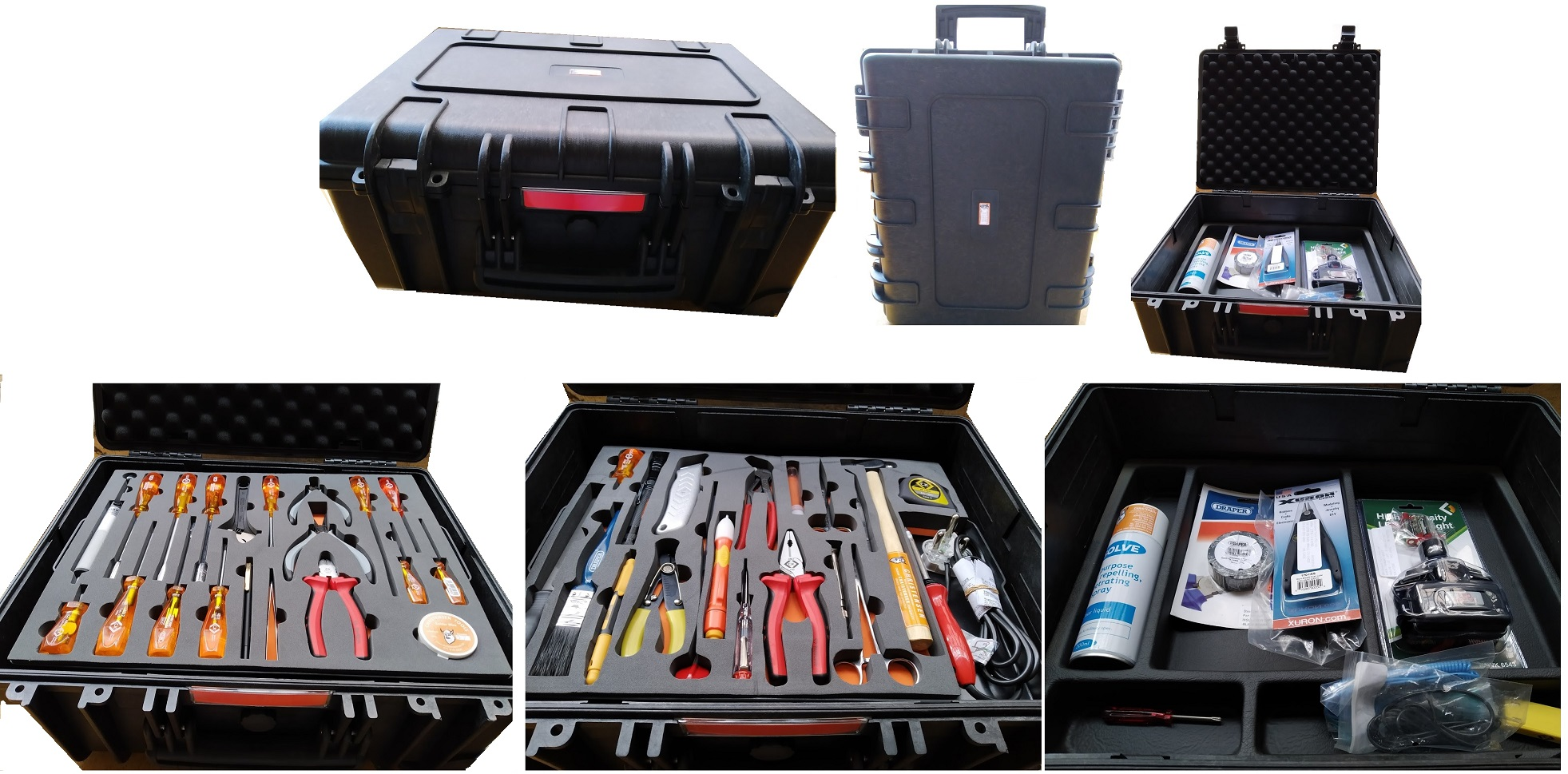 Christensen Electronic, Engineers, Technicians service kit