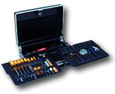 Christensen Jacbag 700 case with 1700-CK tools