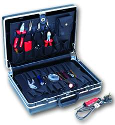 Christensen Jacbag 700 case with 1800-CK tools