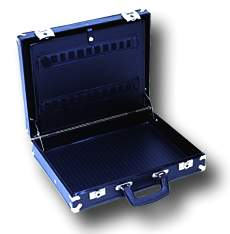 Christensen Toolcase with pallet in lid