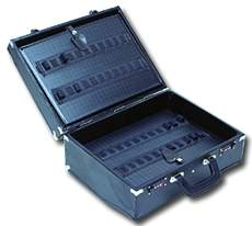 Christensen Toolcase with 2 pallets & combination locks