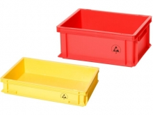 WARMBIER IDP-STAT® Tote boxes - dissipative