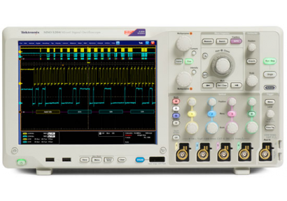 Christensen Tektronix MSO/DPO5000 Mixed Signal Oscilloscope